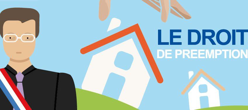Droit de pr emption urbain dpu site de la mairie de - Le droit de preemption ...